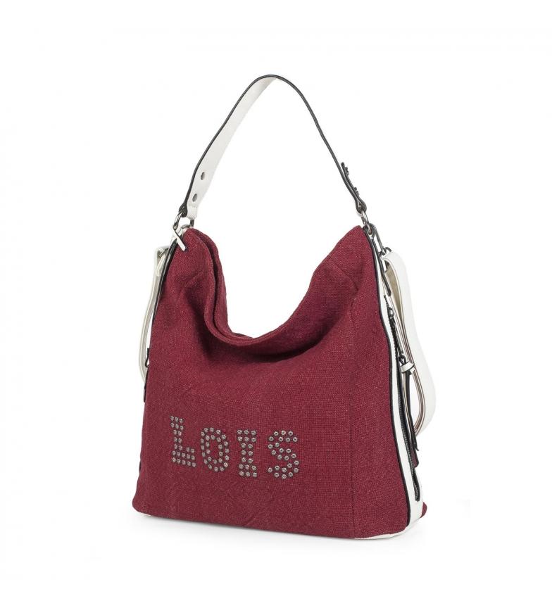 Comprar Lois Borsa a tracolla 301070 rosso -33x34x12cm-