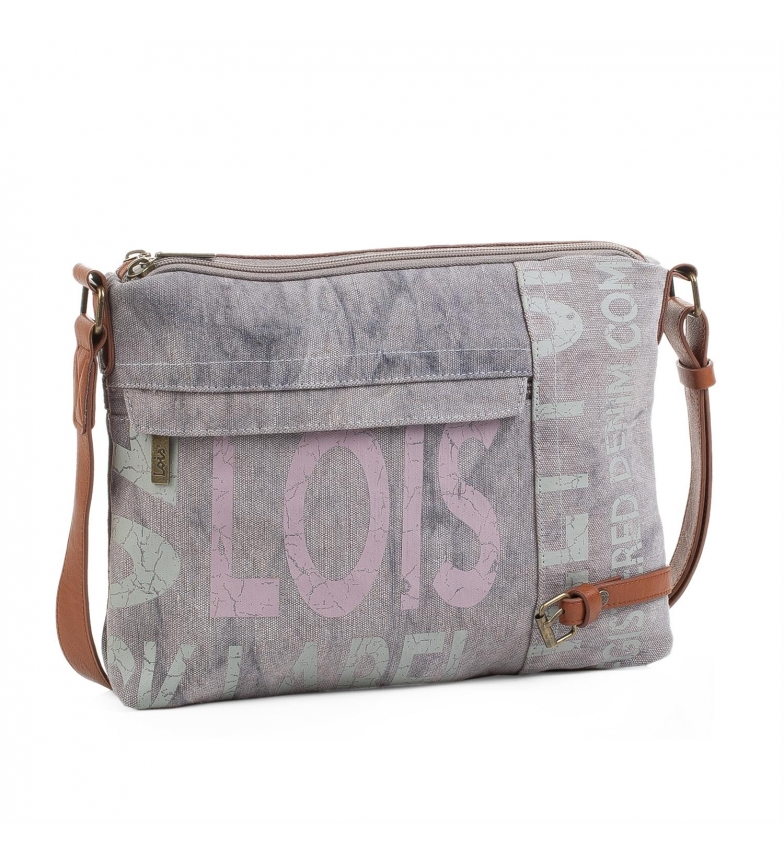 Comprar Lois Bolso bandolera Lois Hawaii color unico -23x30x4-