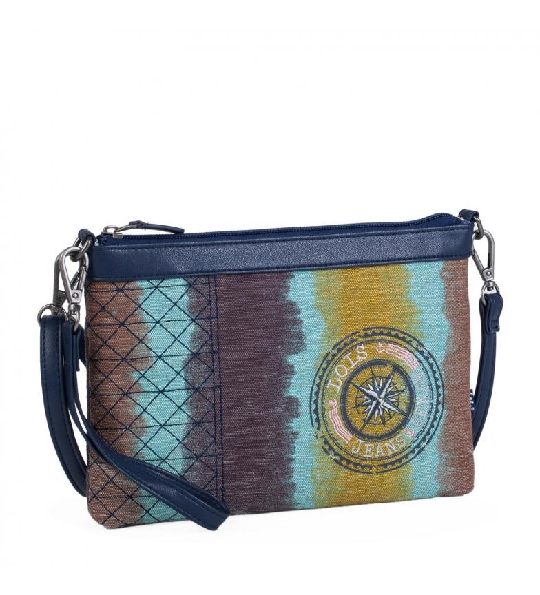 Comprar Lois Bolso Bandolera Lois Olympia color multicolor -14,8x24x3-