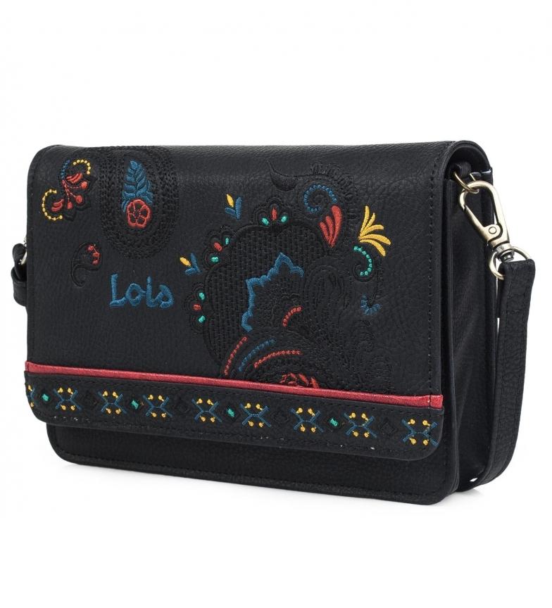 Comprar Lois Saco de ombro pequeno 302635 preto -13x19x4cm