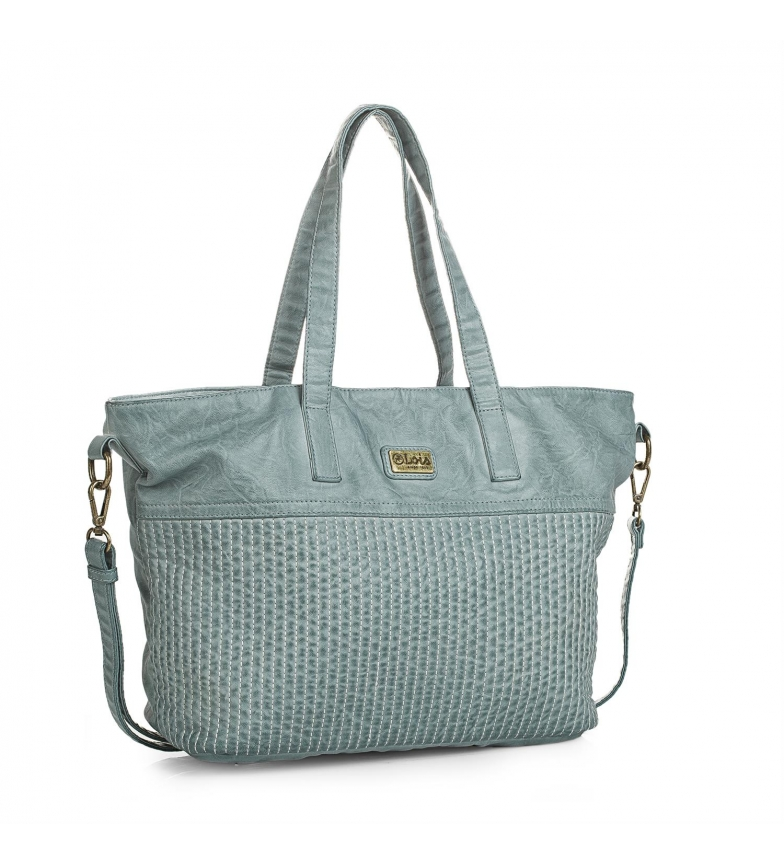 Comprar Lois Shoulder Bag Lois Maroon blue color -27x44x14-