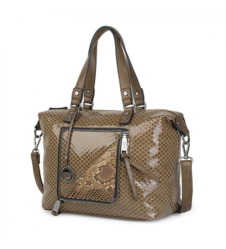 Comprar Lois Saco de boliche 302147 castanho -35x21x14cm