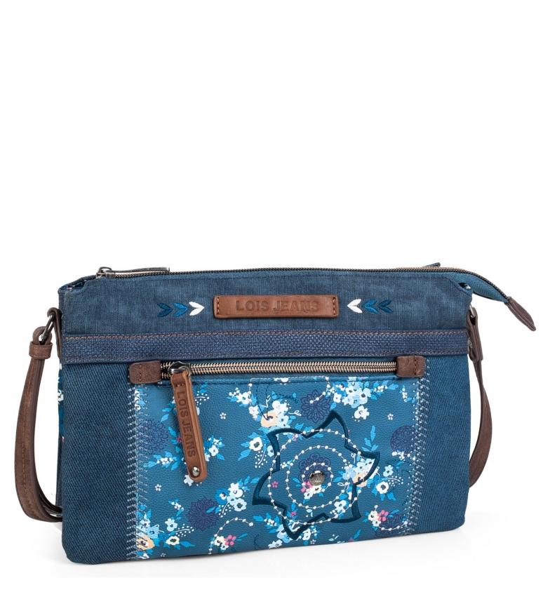 Comprar Lois Saco de ombro pequeno 304315 azul -18x25x1cm