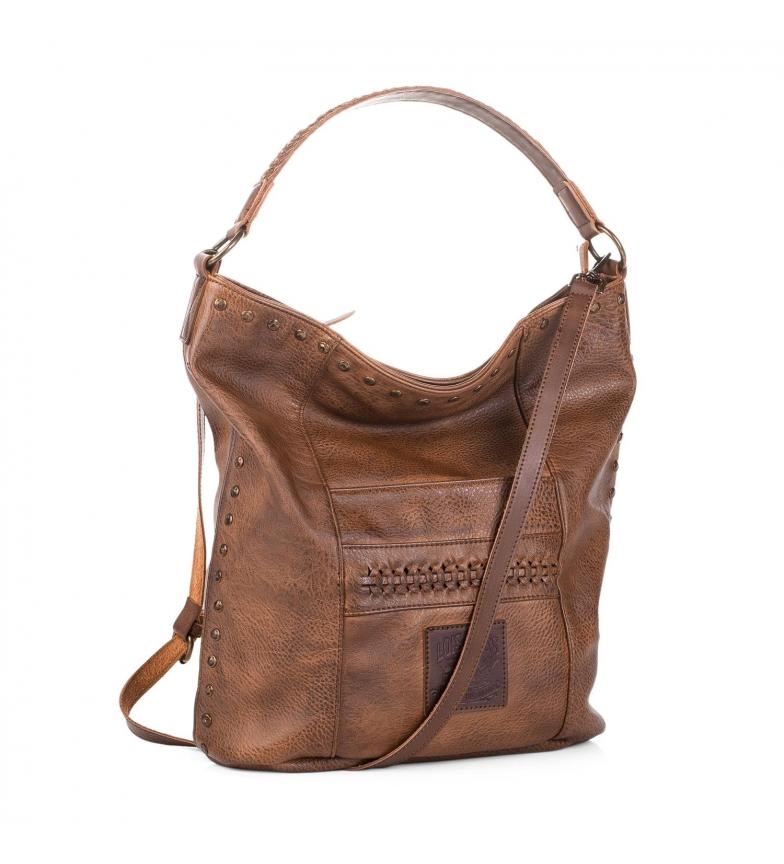 Comprar Lois Hobo bag Lois Des moines brown color -37x37x17-