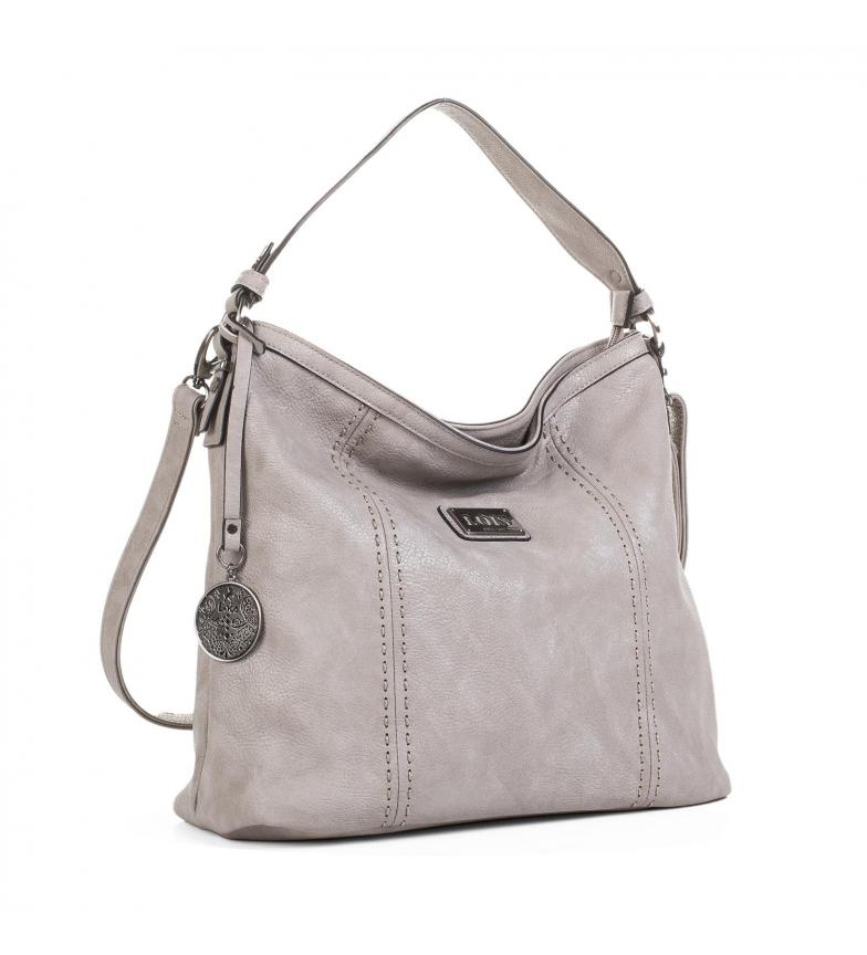 Comprar Lois Hobo bag Lois Detroit ice color -31x35x15-