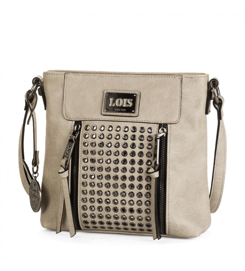 Comprar Lois Lois Dover shoulder bag beige color -23x24x8-