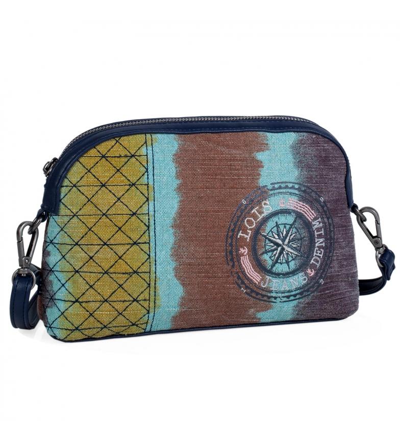 Comprar Lois Lois Olympia Crossbody saco cor multicolor -14,8x24x3-