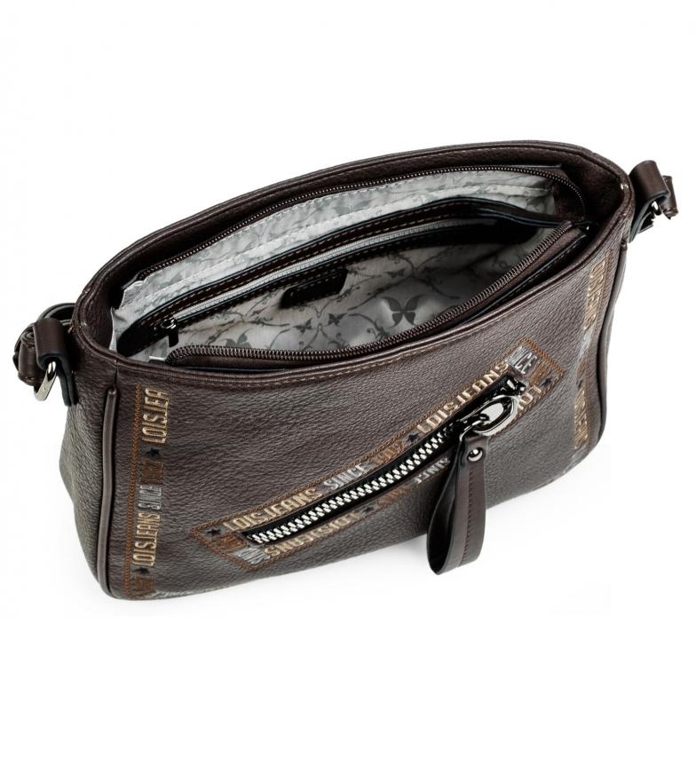 Comprar Lois Bolso bandolera 304730 -26x21x8cm- marron