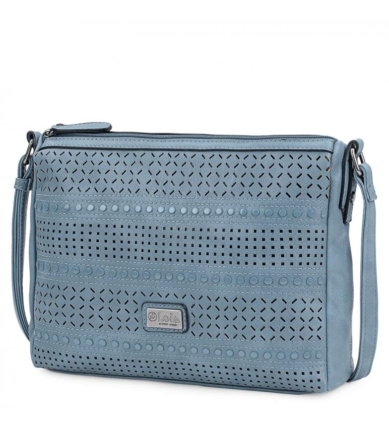 Comprar Lois Saco de ombro 306749 -30x23x7cm- azul