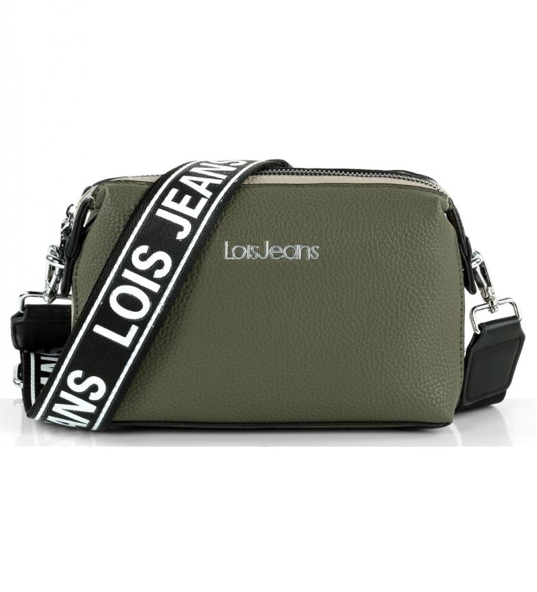 Comprar Lois Shoulder Bag 307130 khaki-20x13x7cm