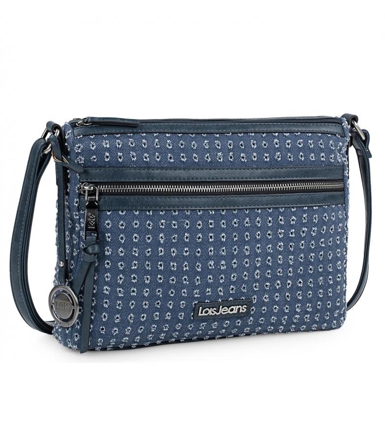 Comprar Lois Saco de ombro 306649 -30x22x6,5cm- azul