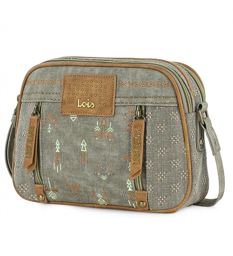 Comprar Lois Saco de ombro 306283 -26x18x7cm- taupe