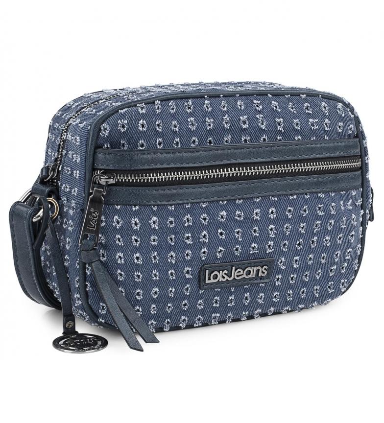 Comprar Lois Borsa a tracolla 306683 -24x17x10cm- blu