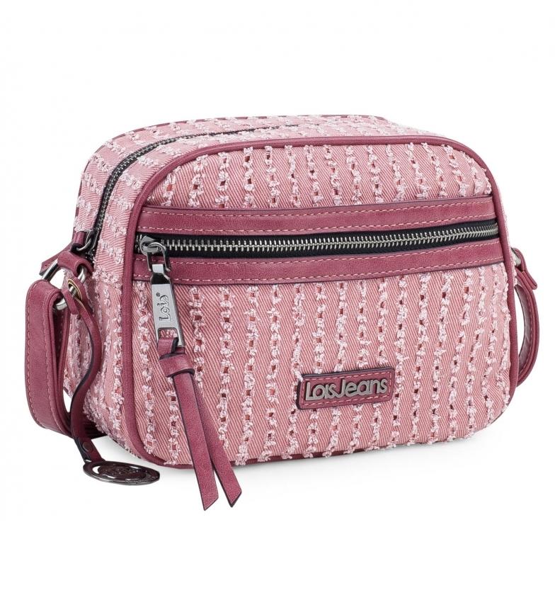 Comprar Lois Mala de ombro 306683 -24x17x10cm- rosa