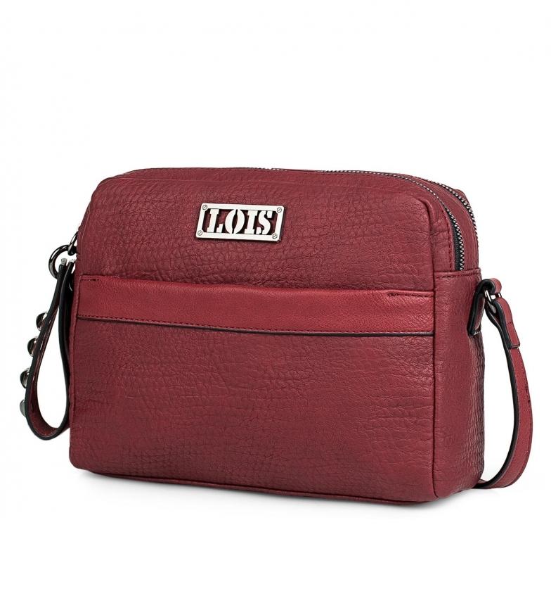 Comprar Lois Bolso Bandolera 304883 -23x18x8cm- rojo