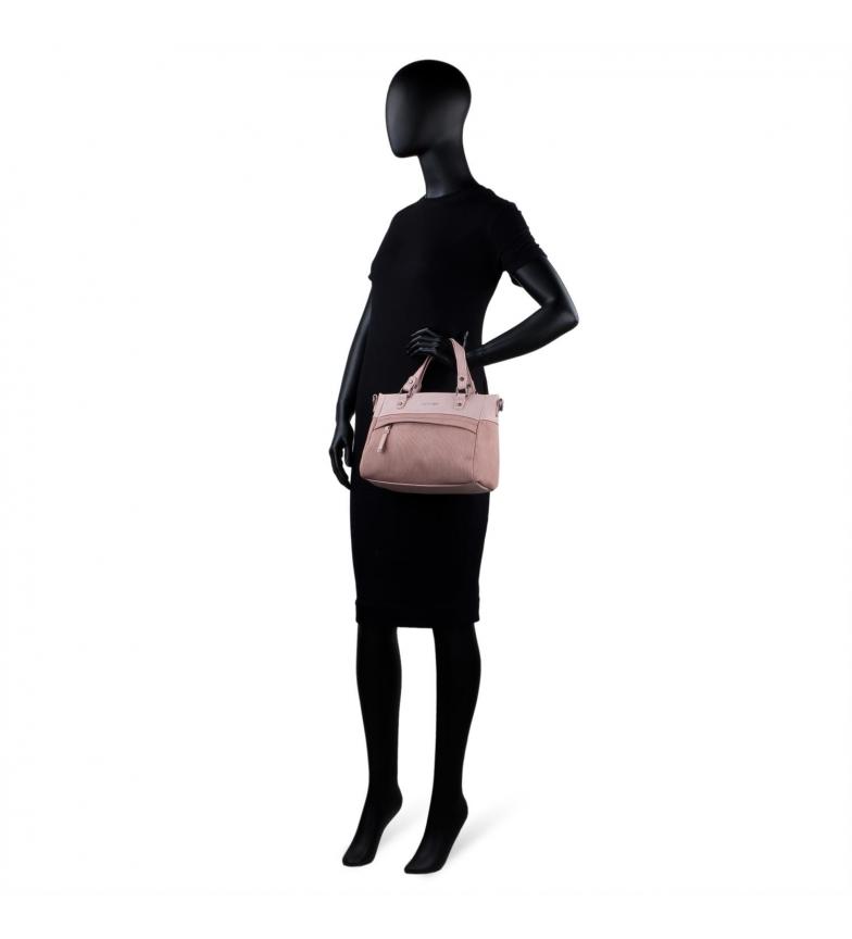 Lois Pink shoulder bag 303741 -26x20x12,5 cm (26x20x12,5 cm)
