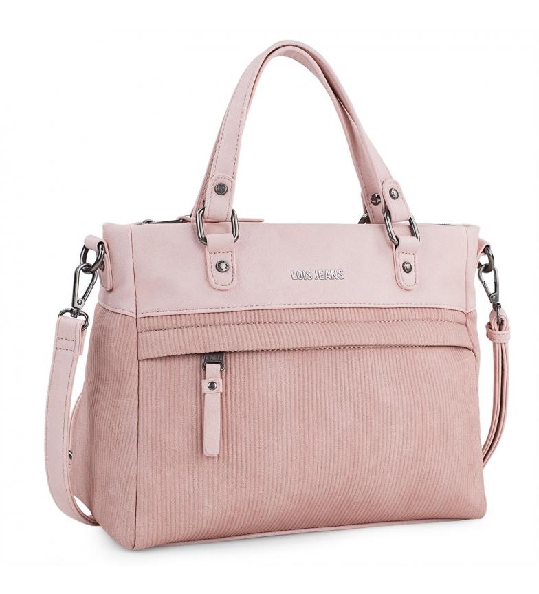 Comprar Lois Bolsa de Compras 303781 -28x23x15cm- rosa