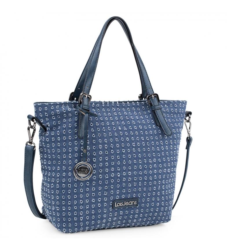 Comprar Lois Bolso Shopping 306681 -39x28x14cm- azul