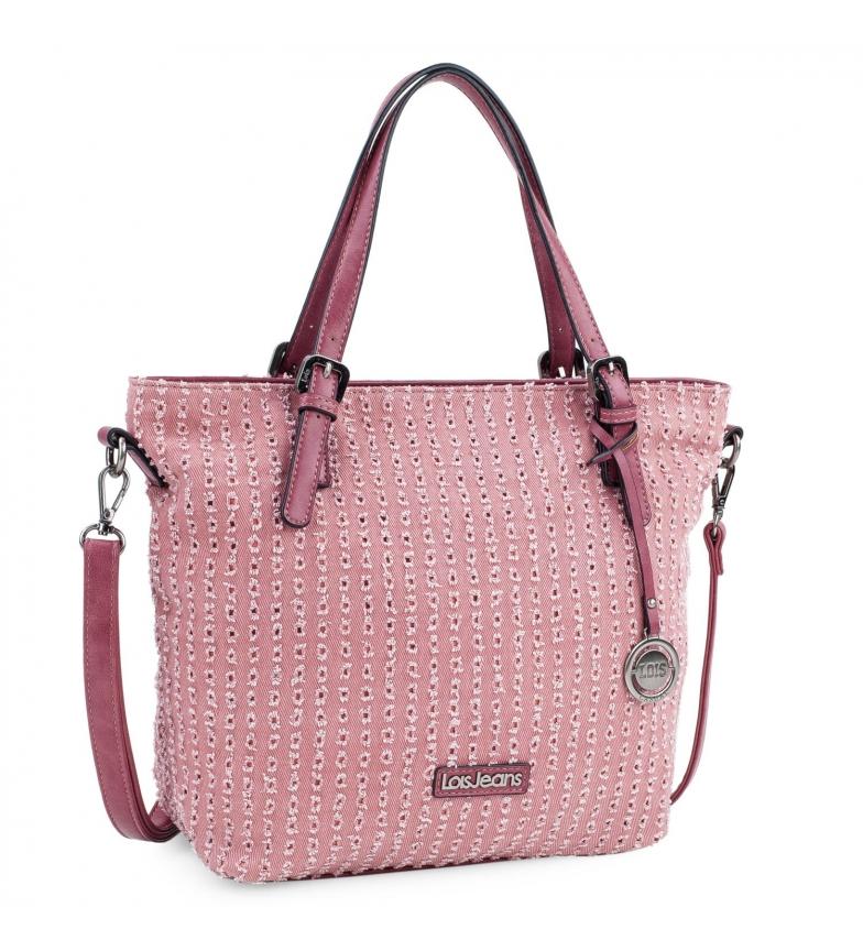 Comprar Lois Bolso Shopping 306681 -39x28x14cm- rosa