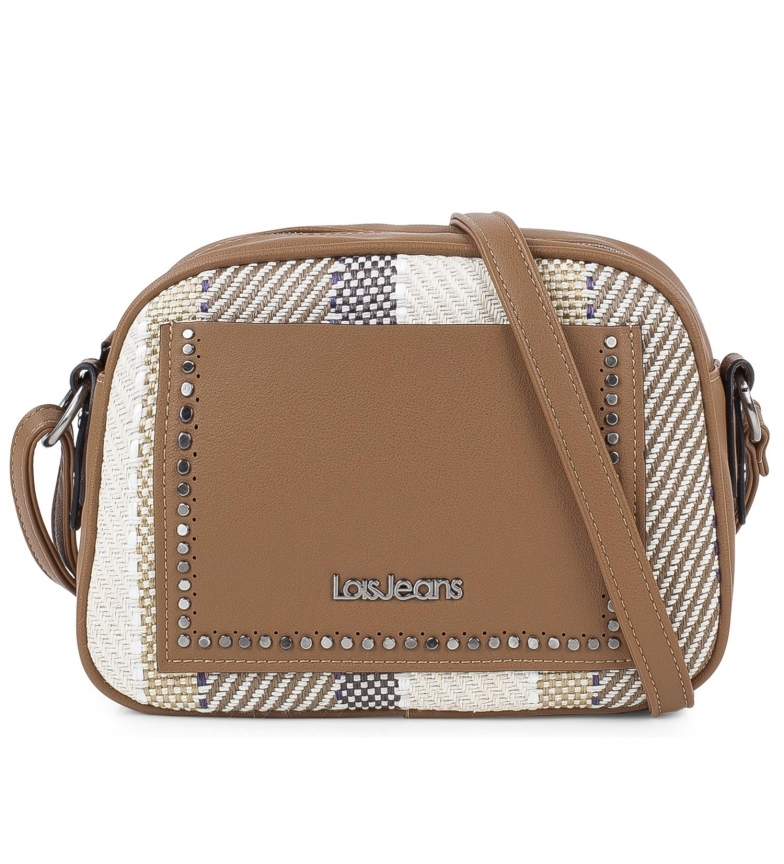 Comprar Lois Small Handbag 308083 camel -26,6x19x9cm