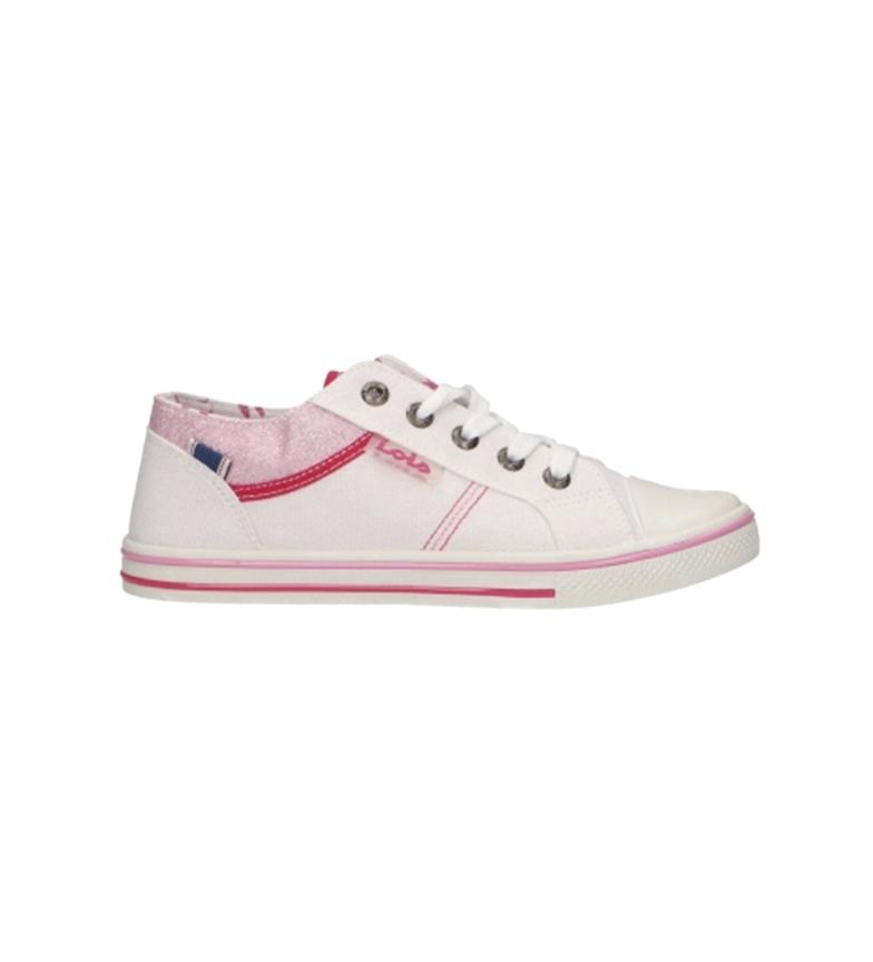 Comprar Lois Chinelos 60089 branco, rosa