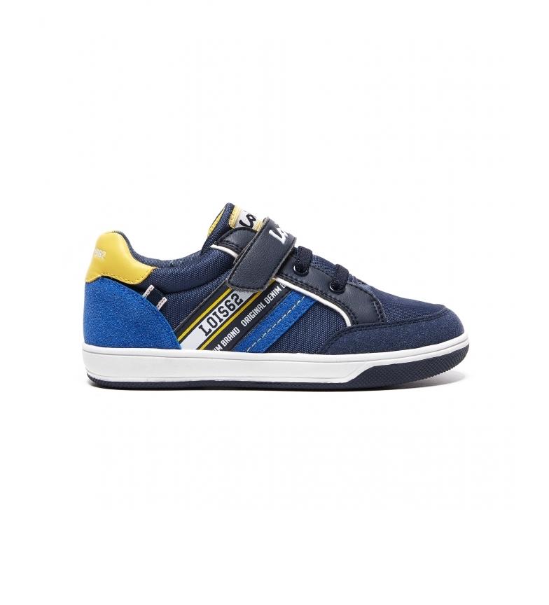 Lois Sneakers 63110 blue