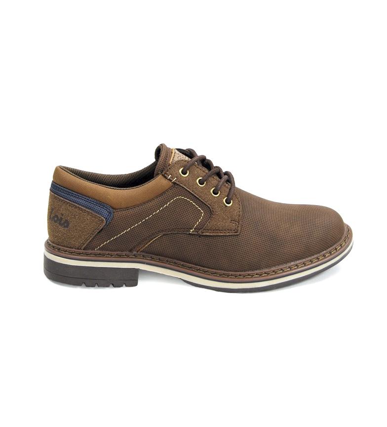 Comprar Lois Chaussures lacées 64010 marron