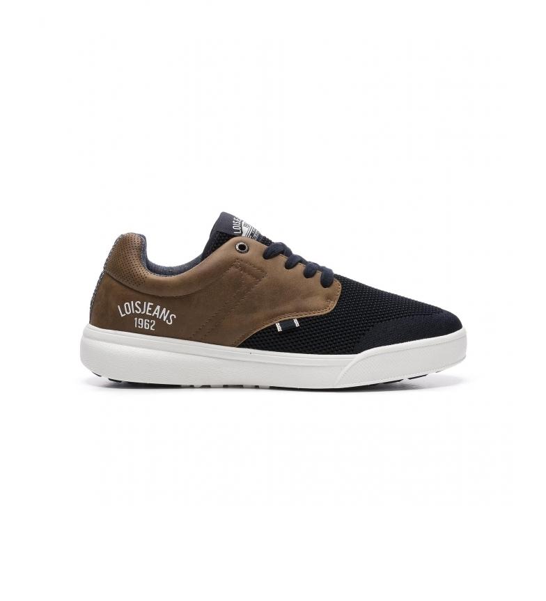 Comprar Lois Sneakers 84930 navy, brown