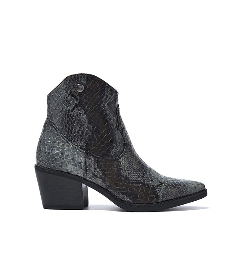 Comprar Lois Botas de tornozelo 85720 cinza -Altura do calcanhar: 5 cm