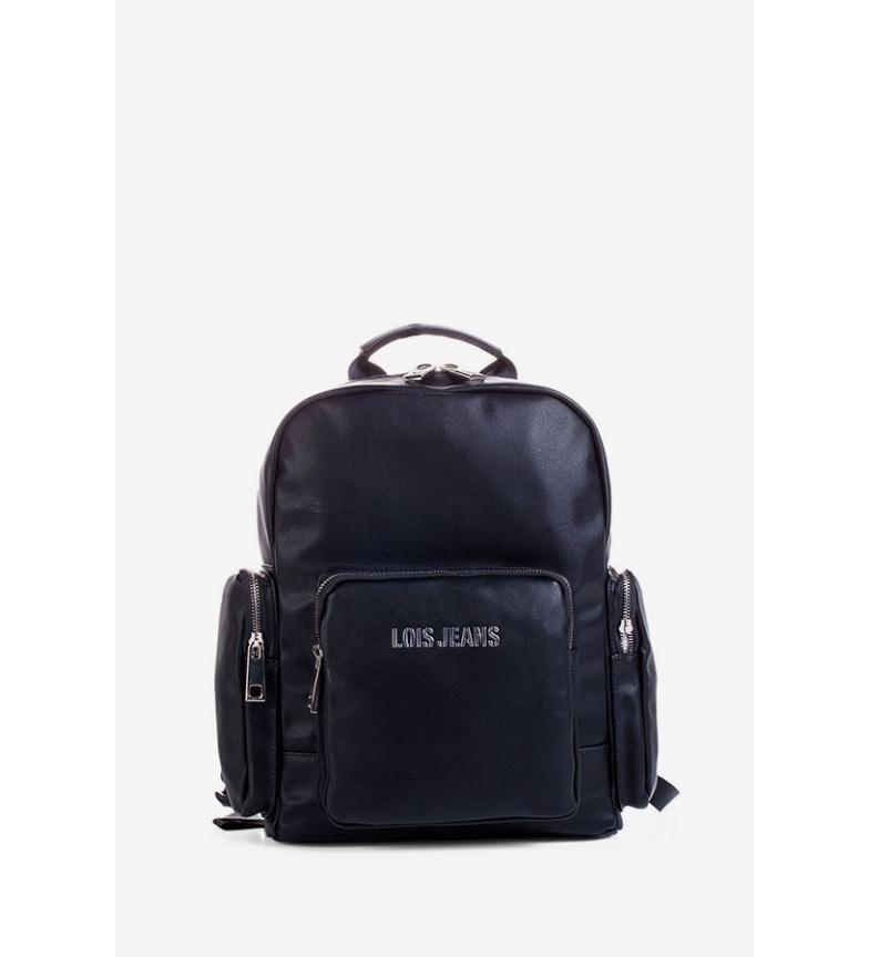Comprar Lois Sac à dos Lois Jeans noir -27x36x12cm