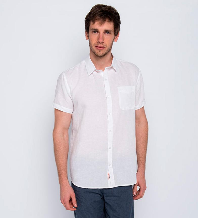 Lois Innsjø Perte Hvit Skjorte ekstremt billig online mållinja billig pris ZYu2H