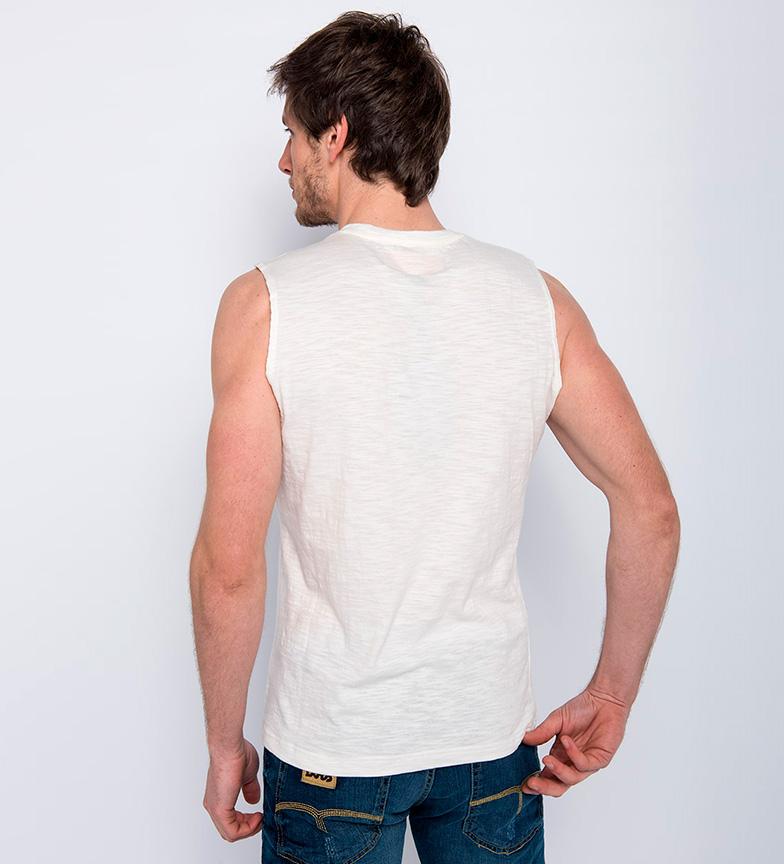 Lois Camiseta Tijuano Loky blanco