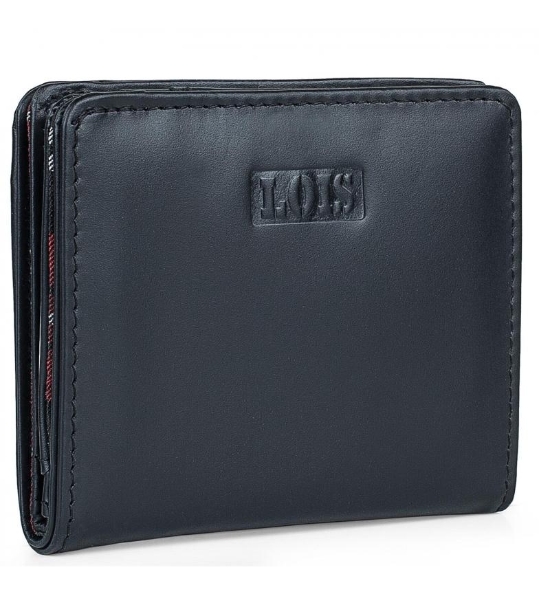 Comprar Lois Leather wallet 202044 black -10x8,7cm