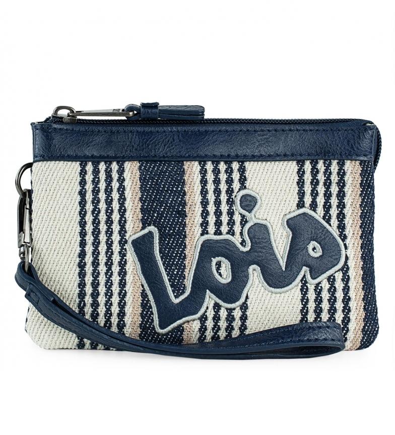 Comprar Lois Portafoglio 307219 blu -25 x 19-