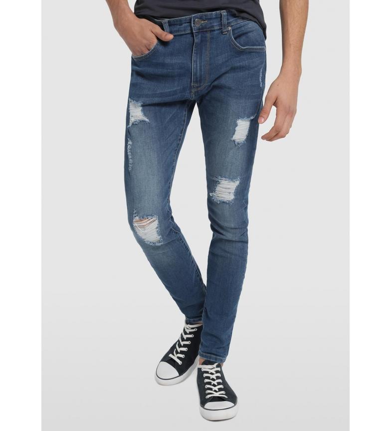 Comprar Lois Jeans Denim Rotos azul