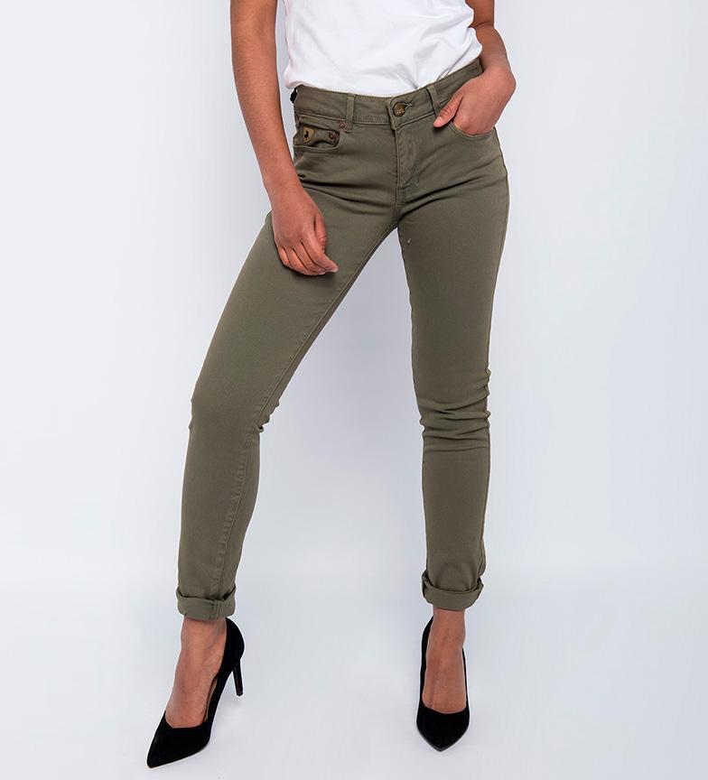 Lois Jeans Coty Tena kaki