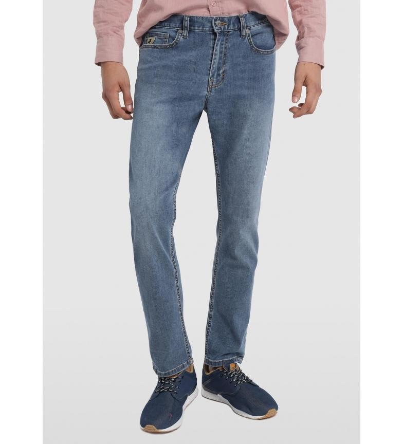Comprar Lois Jeans Slim Premium Denim Blue