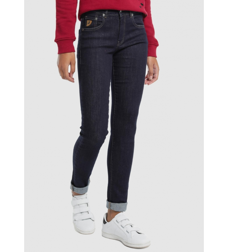 Comprar Lois Denim Lua Rinse blue trousers