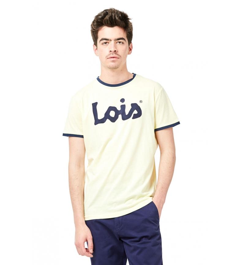Comprar Lois Camiseta Lois Boler amarillo