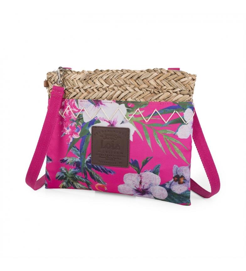 Comprar Lois LOIS Bora Bora sac à main couleur fuchsia -20x27x3-