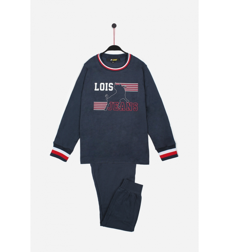 Comprar Lois Marine Athletic Long Sleeve Pajamas