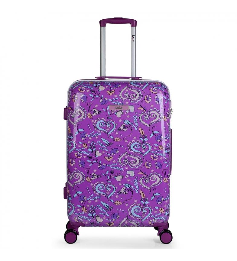 Comprar Lois Valise trolley Nicosia 130260 lilas - 44x67x24cm