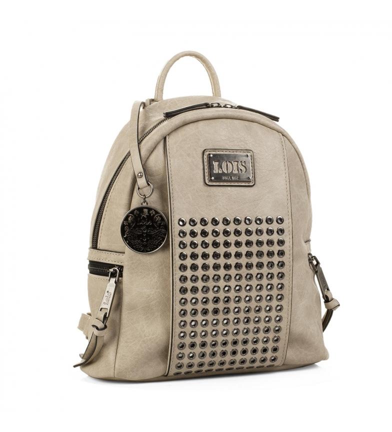 Comprar Lois Lois Dover backpack beige color -29x26x11-