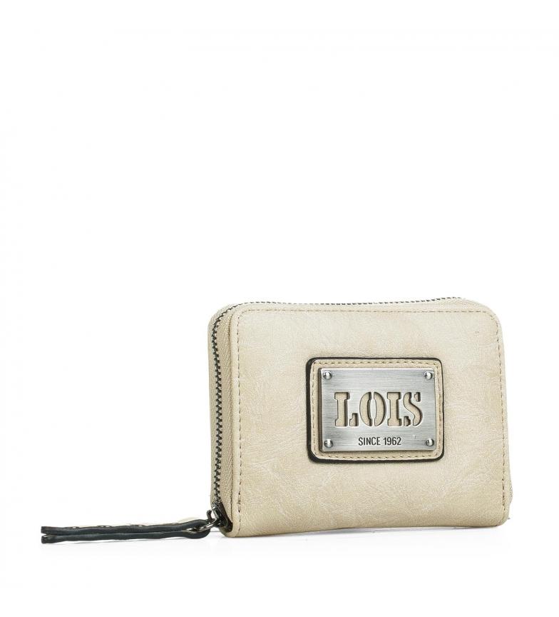 Comprar Lois Lois Lansing purse beige -8x10,5x2-