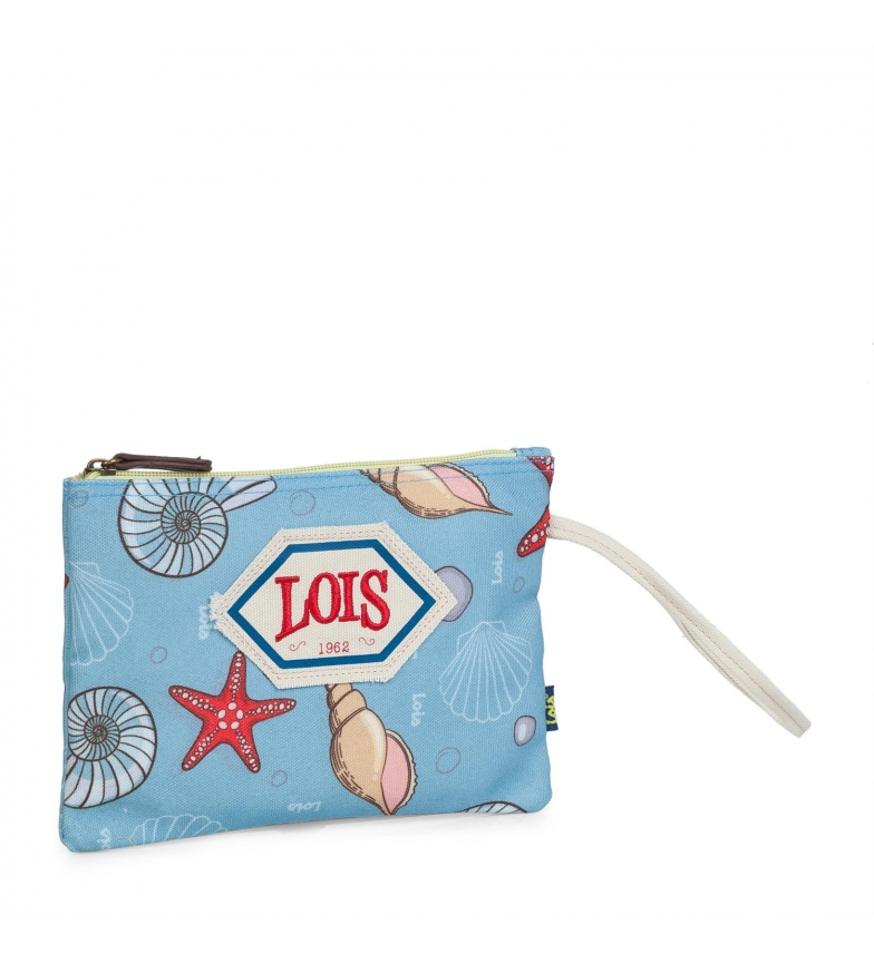 Comprar Lois Neceser Lois Miami color azul -16,5x22x3-
