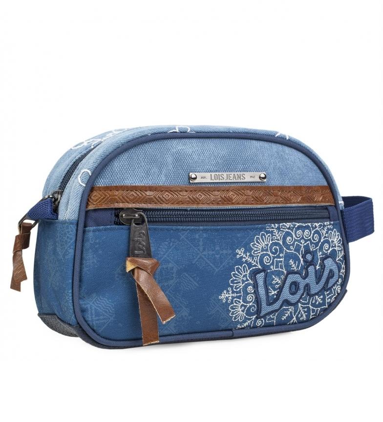 Comprar Lois Borsa da viaggio, 301527 blu -21x14x8cm