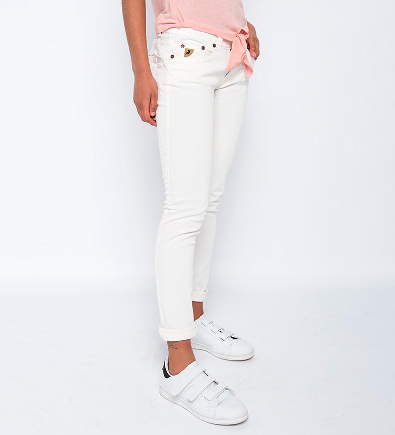 Lois Jeans Alsapity Ly Tena blanco