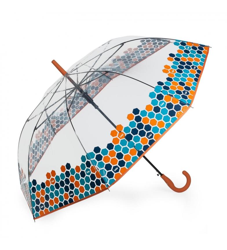 Lois Guarda-chuva automático 13109-02 coral