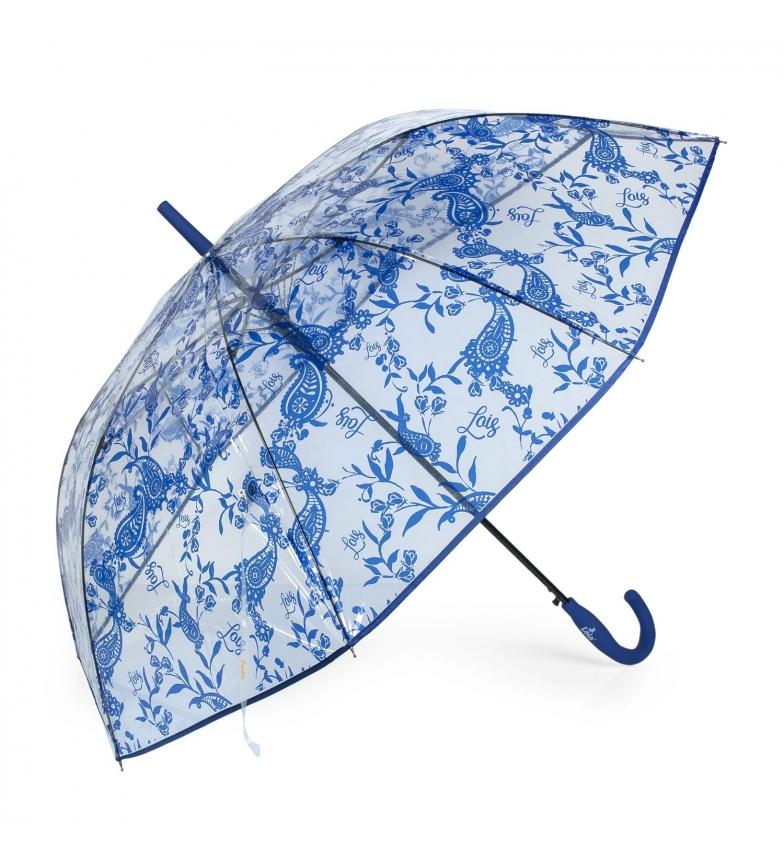Comprar Lois Ombrello lungo 13108-01 blu