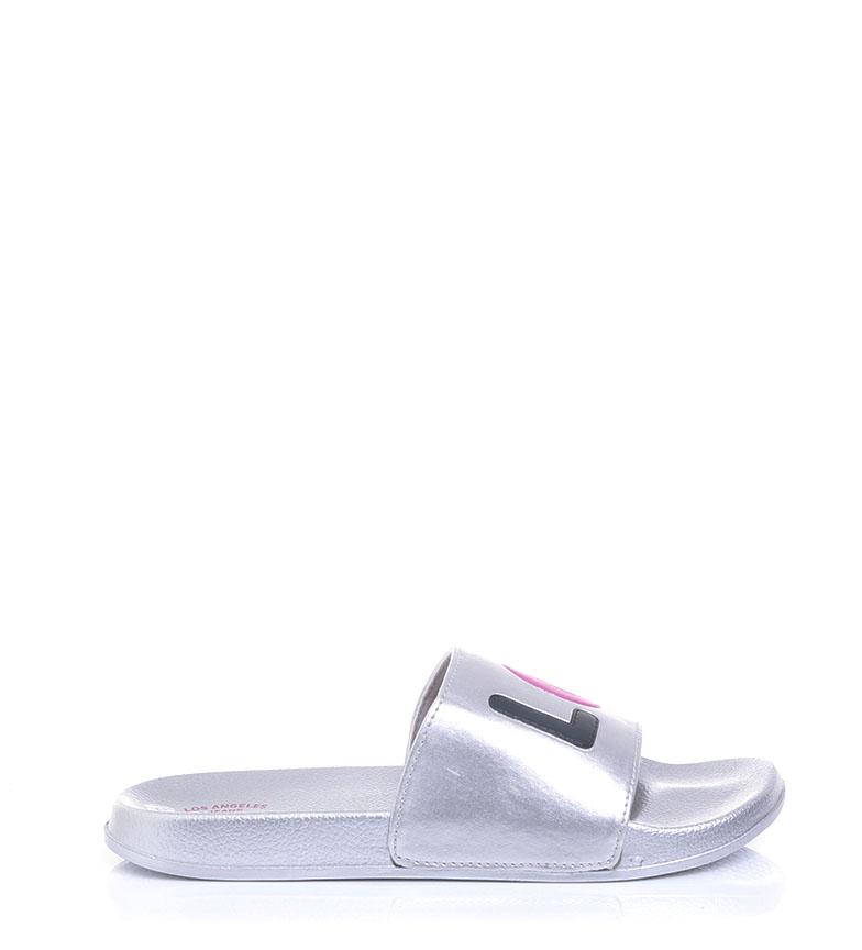 Comprar Lois Slippers 83968 silver